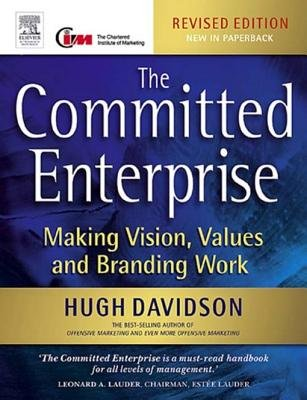 The Committed Enterprise (Electronic book text, 2nd New edition): Hugh Davidson