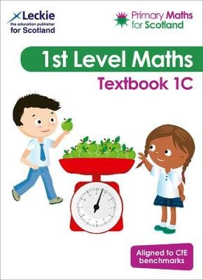 Primary Maths for Scotland Textbook 1C - For Curriculum for Excellence Primary Maths (Paperback, Edition): Craig Lowther,...