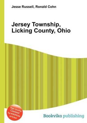 Jersey Township, Licking County, Ohio (Paperback): Jesse Russell, Ronald Cohn