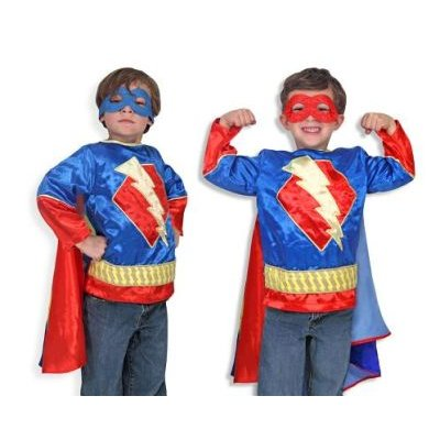 Super Hero Role Play: Melissa & Doug