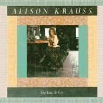 Alison Krauss - Too Late to Cry (CD): Alison Krauss