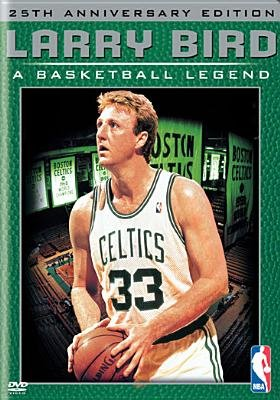 Larry Bird: Basketball Legend (Region 1 Import DVD, Anniversary):