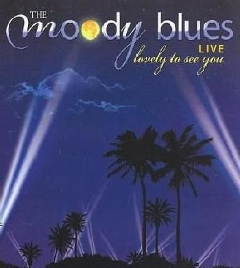 Moody Blues: Lovely to See You Live (Region A Import Blu-ray disc):