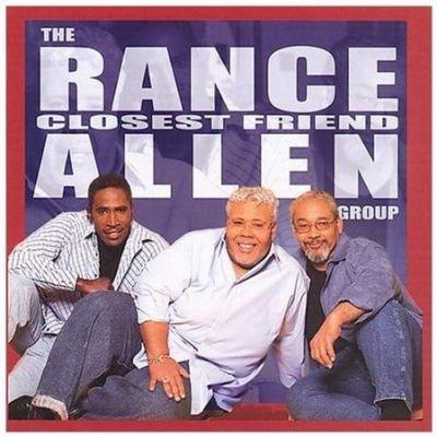 Rance Group Allen - Closest Friend CD (2007) (CD): Rance Group Allen