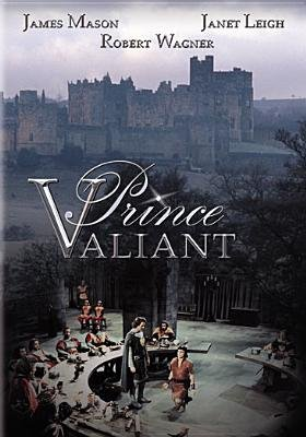 Prince Valiant (Region 1 Import DVD): Mason James