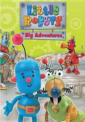 Little Robots: Big Adventures (Region 1 Import DVD): Su Pollard