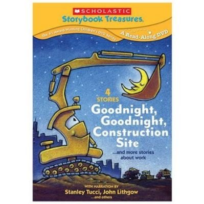 Goodnight Goodnight Construction Site and More Stories About Work (Region 1 Import DVD):