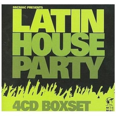 Various - Latin House Party CD (2008) (CD): Various