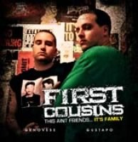 First Cousins - This Ain't Friends It's Family (CD): First Cousins