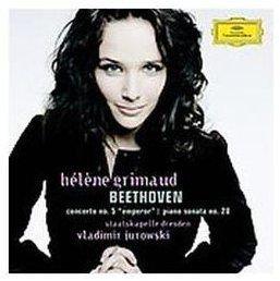 Beethoven Ludwig Van - Beethoven:piano Concerto No 5 Piano S CD (2007) (CD): Helene Grimaud