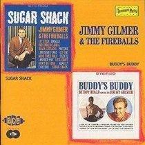 Gilmer, Jimmy & The Fireballs - Buddys Buddy & Sugar (CD): Gilmer, Jimmy & The Fireballs