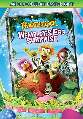 Fraggle Rock-Wembleys Egg Surprise Easter (Region 1 Import DVD):