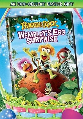 Fraggle Rock-Wembleys Egg Surprise Easter (Region 1 Import DVD):