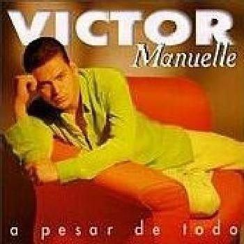 Victor Manuelle - A Pesar De Todo CD (1997) (CD): Victor Manuelle