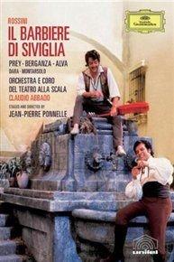 Various Artists - Il Barbiere Di Siviglia: La Scala (Abbado) (DVD): Claudio Abbado, Ernst Wild, Gioachino Rossini, Teresa...