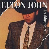 Elton John - Breaking Hearts (CD, Rmst): Elton John