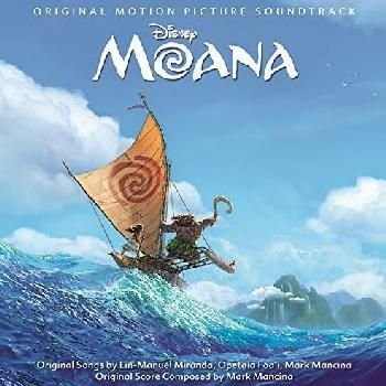 Moana (CD): Various Artists
