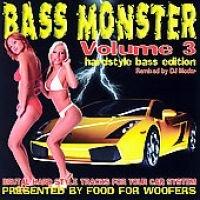 Bass Monster 3 (CD): Various Artists
