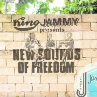 King Jammy Presents: New Sounds of Freedom (CD): Various Artists