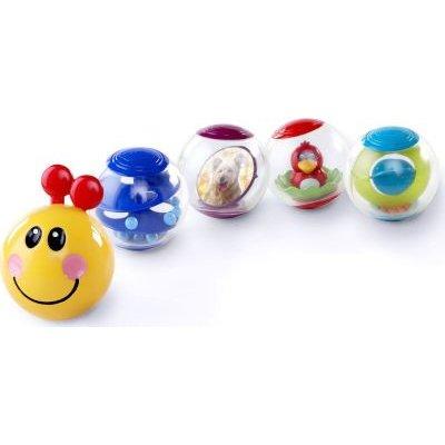 Baby Einstein Roller Pillar Activity Balls: