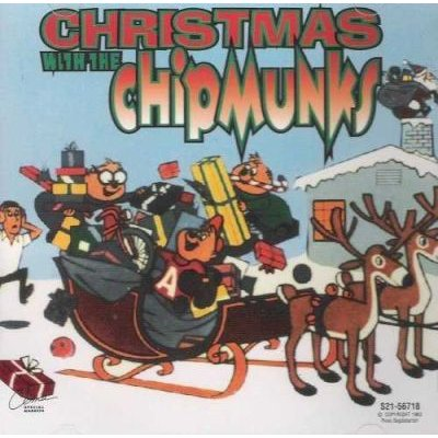 Chipmunks - Christmas with the Chipmu (CD): Chipmunks