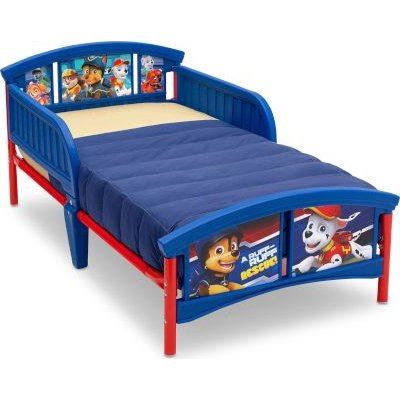 Paw Patrol Toddler Bed: