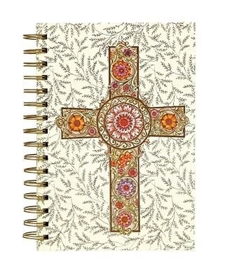 Faith Spiral Journal (Spiral bound): C. R. Gibson Company