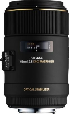 Sigma EX DG OS HSM Macro Lens for Sony (105mm)(F2.8 ):