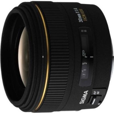 Sigma DC HSM A Lens for Canon (30mm)(F1.4):