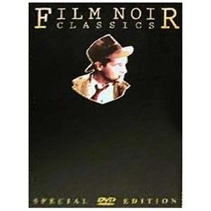 Film Noir Classics Collection Box Set (Region 1 Import DVD):