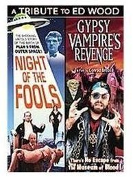 Night Of The Fools/gypsy Vampire's Re (Region 1 Import DVD): Brooks,Conrad