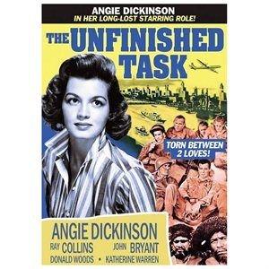 Unfinished Task (Region 1 Import DVD):