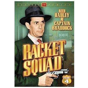 Racket Squad-V04 (Region 1 Import DVD): Reed Hadley, Paul Guilfoyle