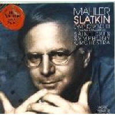 Gustav Mahler: Symphony No. 10 in F-Sharp (edited by Remo Mazzetti, Jr.) - Saint Louis Symphony Orchestra / Leonard Slatkin...
