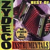 Zydeco All Stars - Best of Zydeco Instrument (CD): Zydeco All Stars