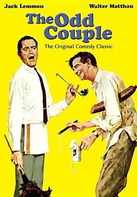 The Odd Couple (French, Region 1 Import DVD): Gene Saks