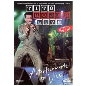 Rojas Tito-Autenticamente En Vivo (Region 1 Import DVD): Rojas Tito