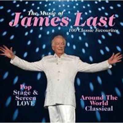 James Last and His Orchestra - The Music of James Last (100 Classic Favourites) (CD, Boxed set, Imported): James Last and His...