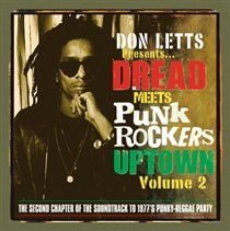 Dread Meets Punk Rockers Downtown (CD): Various Artists