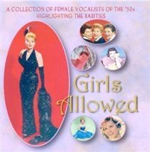 Various Producers - Girls Allowed (CD): Various Producers