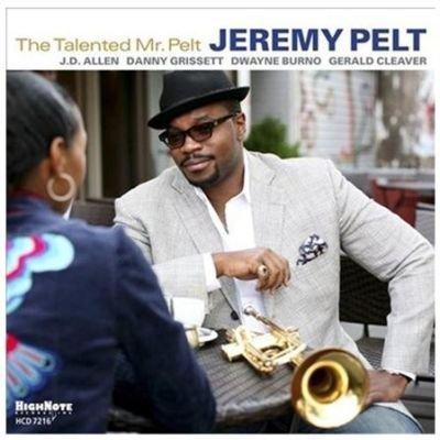 Talented Mr Pelt CD (2011) (CD): Jeremy Pelt