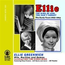 Ellie Greenwich: The Kind of Girl You Can't Forget (The Early Years 1962-1964) (CD): Various Artists