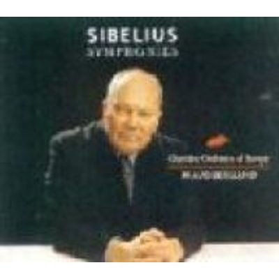 Various Artists - Sibelius: Symphonies (CD): Jean Sibelius, The Chamber Orchestra of Europe, Paavo Berglund, Onno Scholtze,...