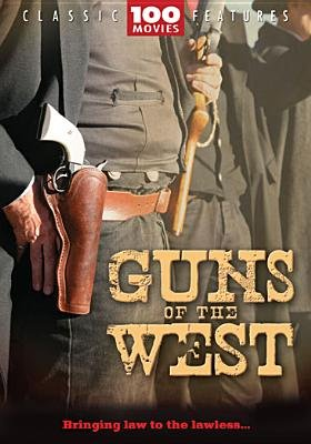 Guns of the West 100 Movie Pack (Region 1 Import DVD):