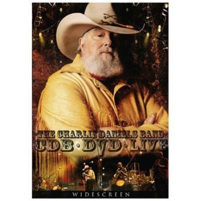 Charlie Daniels Band First Live (Region 1 Import DVD): Daniels,Charlie Ban