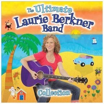 Ultimate Laurie Berkner Band Collecti CD (2014) (CD): Laurie Band Berkner