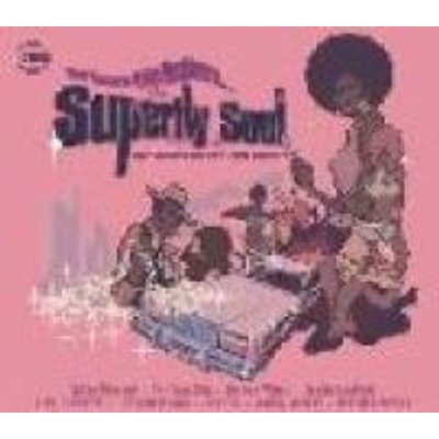 Various - Superfly Soul Return Of The Hustlers 2CD (CD): Various
