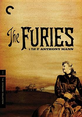 Furies  (Criterion Collection) (Region 1 Import DVD, Special): Mann,Anthony