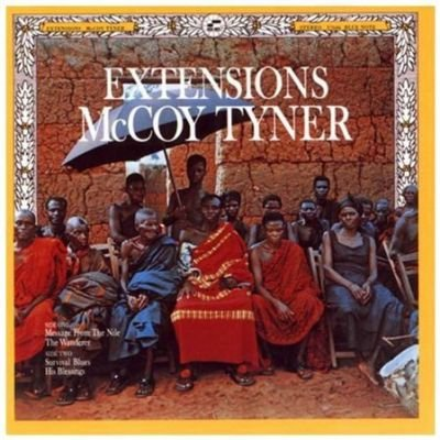 McCoy Tyner - Extensions CD (1996) (CD): McCoy Tyner