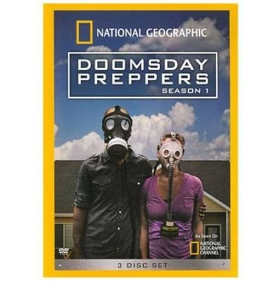 Ng Doomsday Preppers-Season 1 (Region 1 Import DVD):